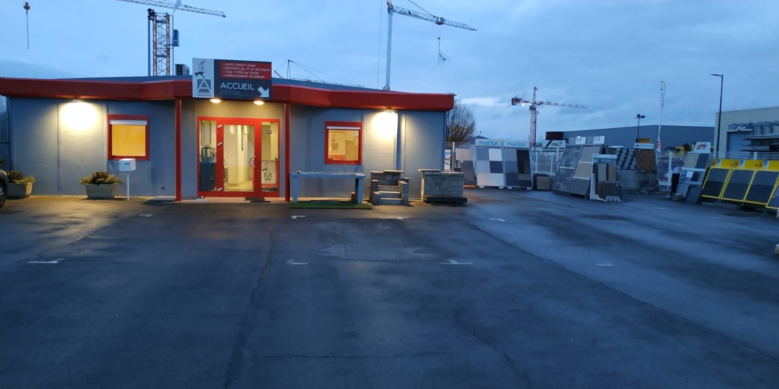 Entreprise Amenagement Exterieur Moselle a materiaux – produits de tp, batiment et aménagement extérieur